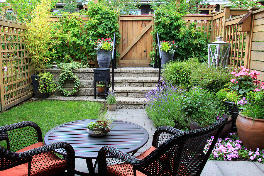 How to Make the Most of a Tiny Yard